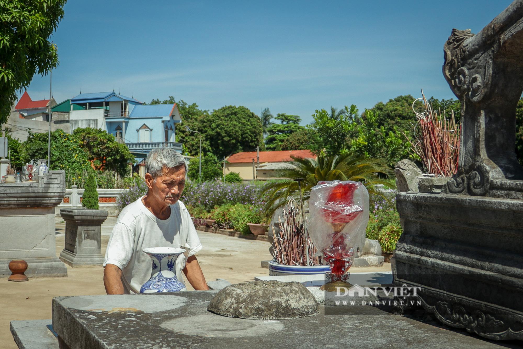 Bí ẩn lăng mộ đá ở Hà Nội bị 2 trận lũ lớn vùi lấp suốt hàng trăm năm - Ảnh 9.