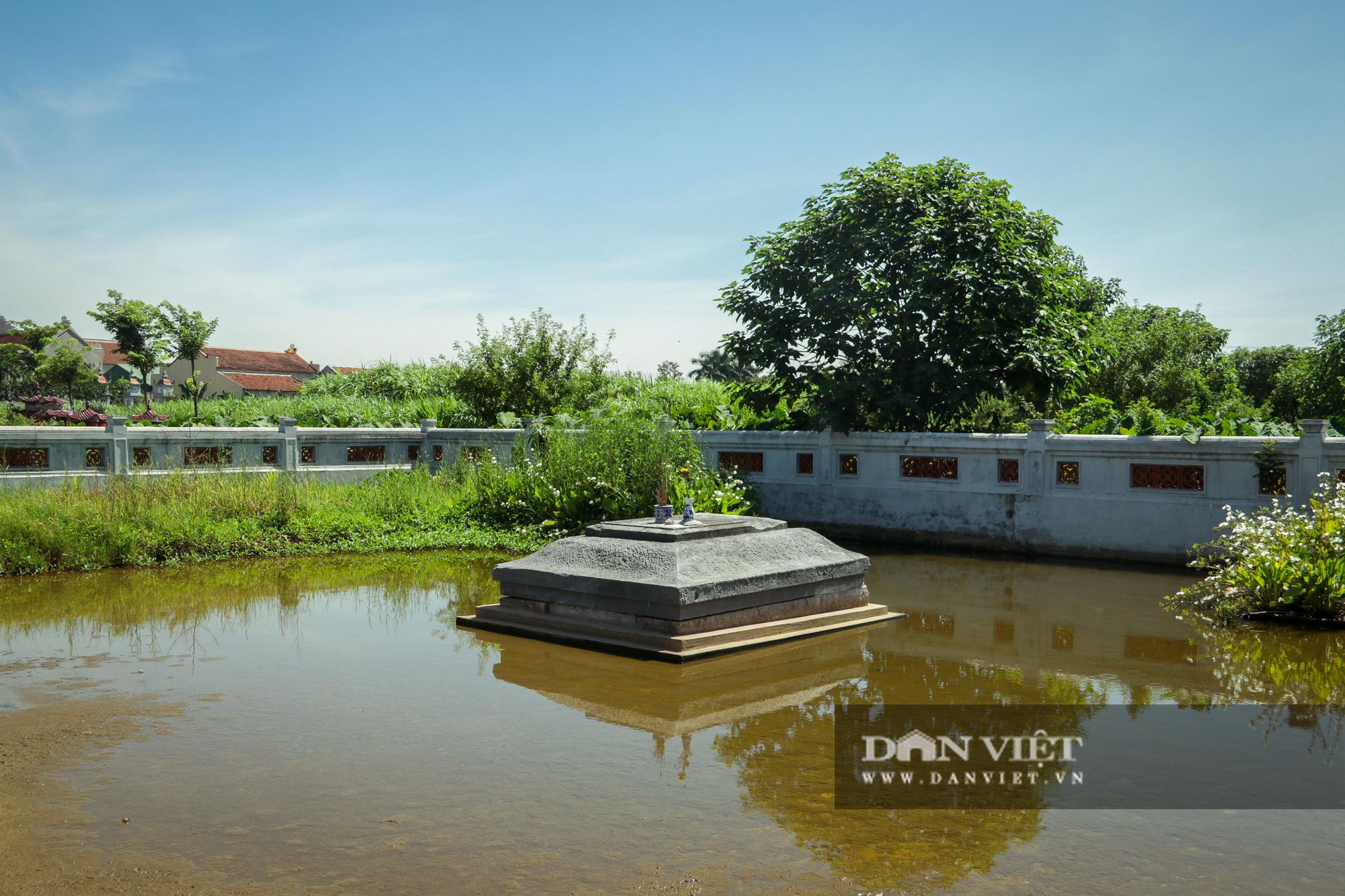 Bí ẩn lăng mộ đá ở Hà Nội bị 2 trận lũ lớn vùi lấp suốt hàng trăm năm - Ảnh 10.