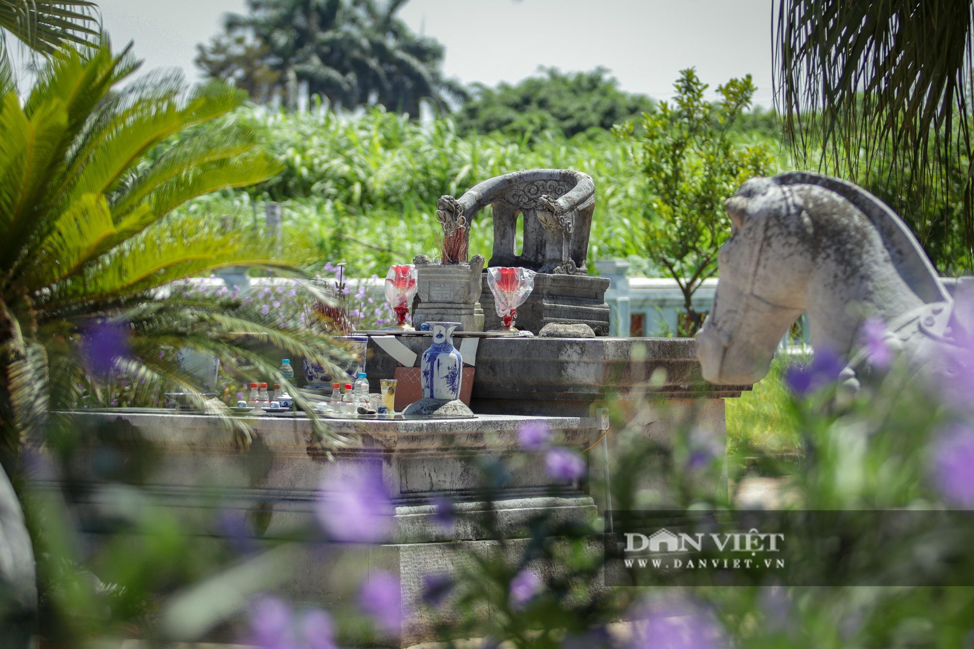 Bí ẩn lăng mộ đá ở Hà Nội bị 2 trận lũ lớn vùi lấp suốt hàng trăm năm - Ảnh 11.
