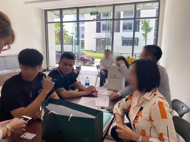 Quang Hải chi 3 tỷ đồng, mua căn hộ sang trọng ở TP.HCM - Ảnh 1.