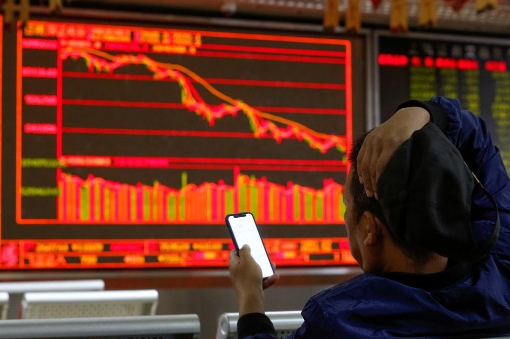 'Đà giảm của thị trường chứng khoán sẽ không kéo dài' - Ảnh 1.