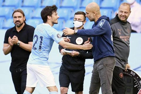 David Silva: Tượng đài của cả Premier League! - Ảnh 2.