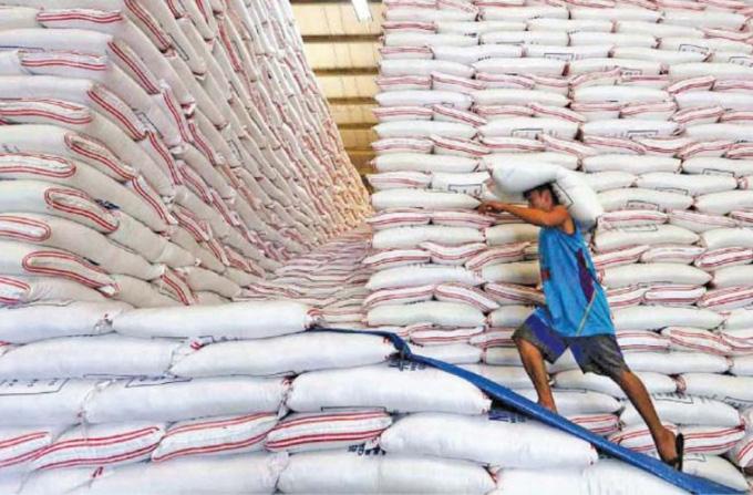 Thái Lan sắp mất vị thế cường quốc xuất khẩu gạo - Ảnh 1.
