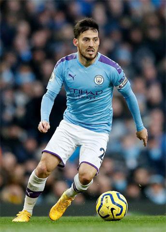 David Silva: Tượng đài của cả Premier League! - Ảnh 3.