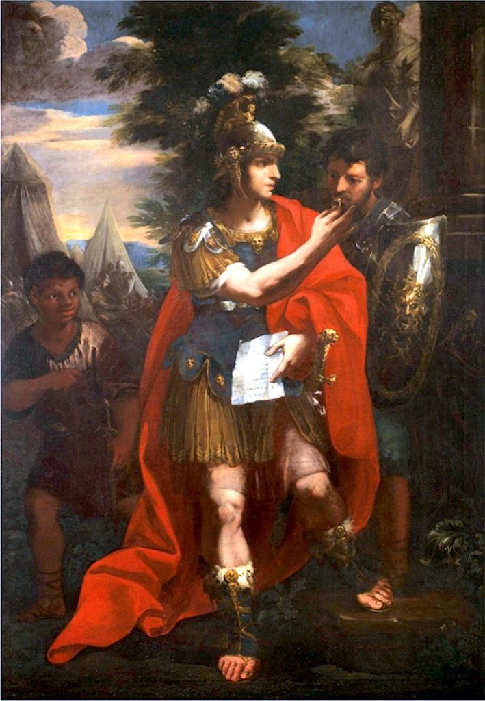 Những hoàng đế nổi tiếng không màng cung tần mỹ nữ vì... yêu đàn ông - Ảnh 1.