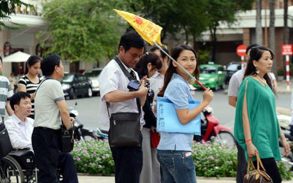 Khách du lịch Trung Quốc giảm 67,9% - Ảnh 1.