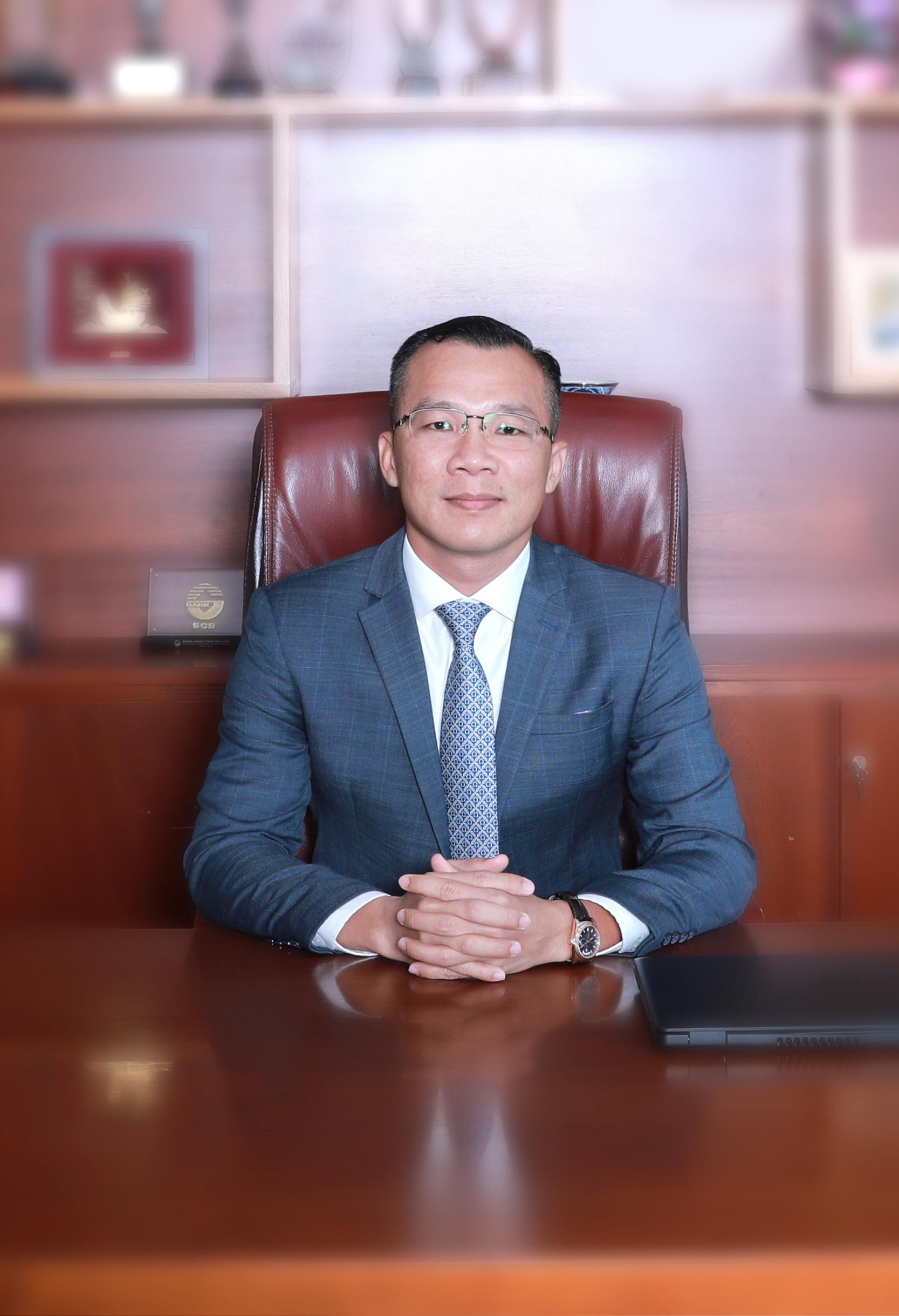 Ngân hàng Sài Gòn (SCB) bổ nhiệm Quyền Tổng giám đốc - Ảnh 1.
