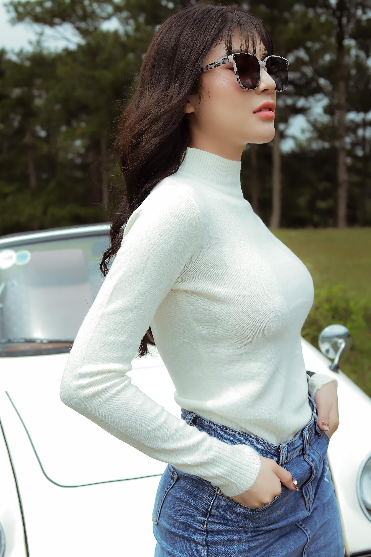 Á quân Tình Bolero 2019 Lily Chen thử sức với dòng nhạc ballad - Ảnh 3.