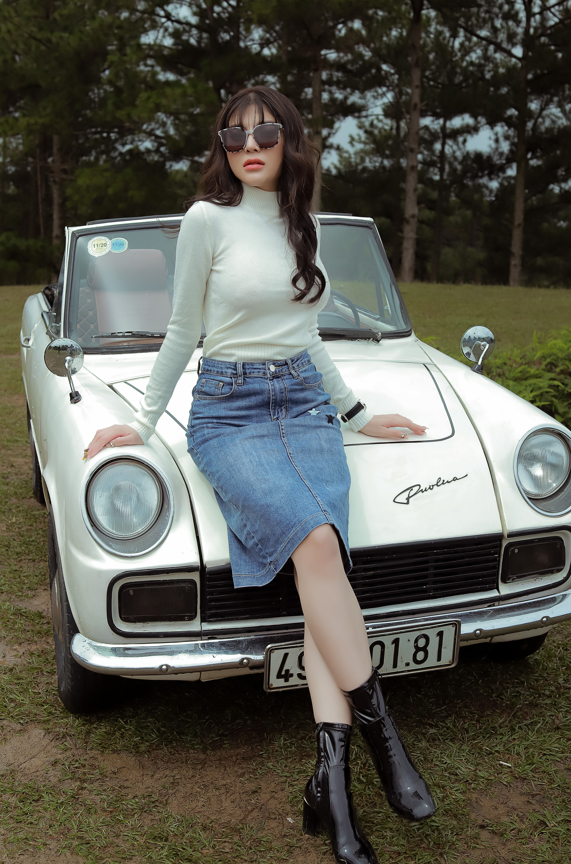 Á quân Tình Bolero 2019 Lily Chen thử sức với dòng nhạc ballad - Ảnh 4.
