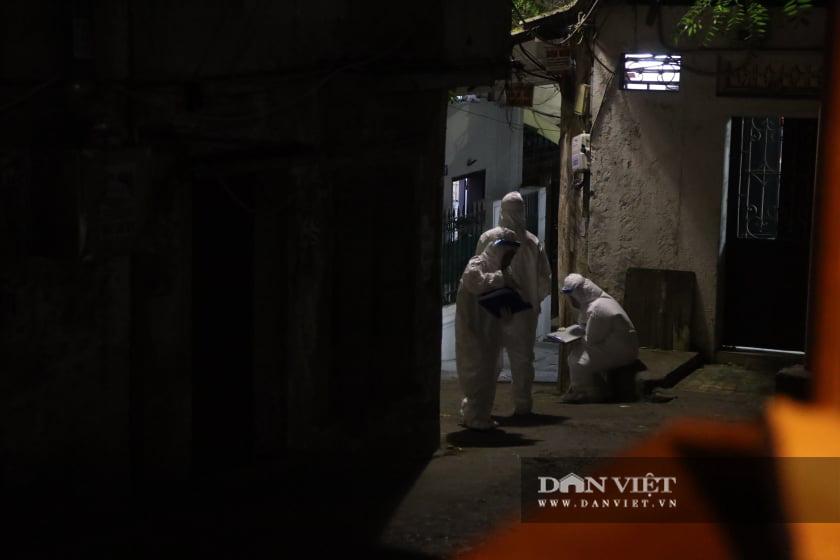 Phong toả 1 ngõ ở quận Tây Hồ vì nghi có ca nhiễm Covid-19 mới - Ảnh 5.