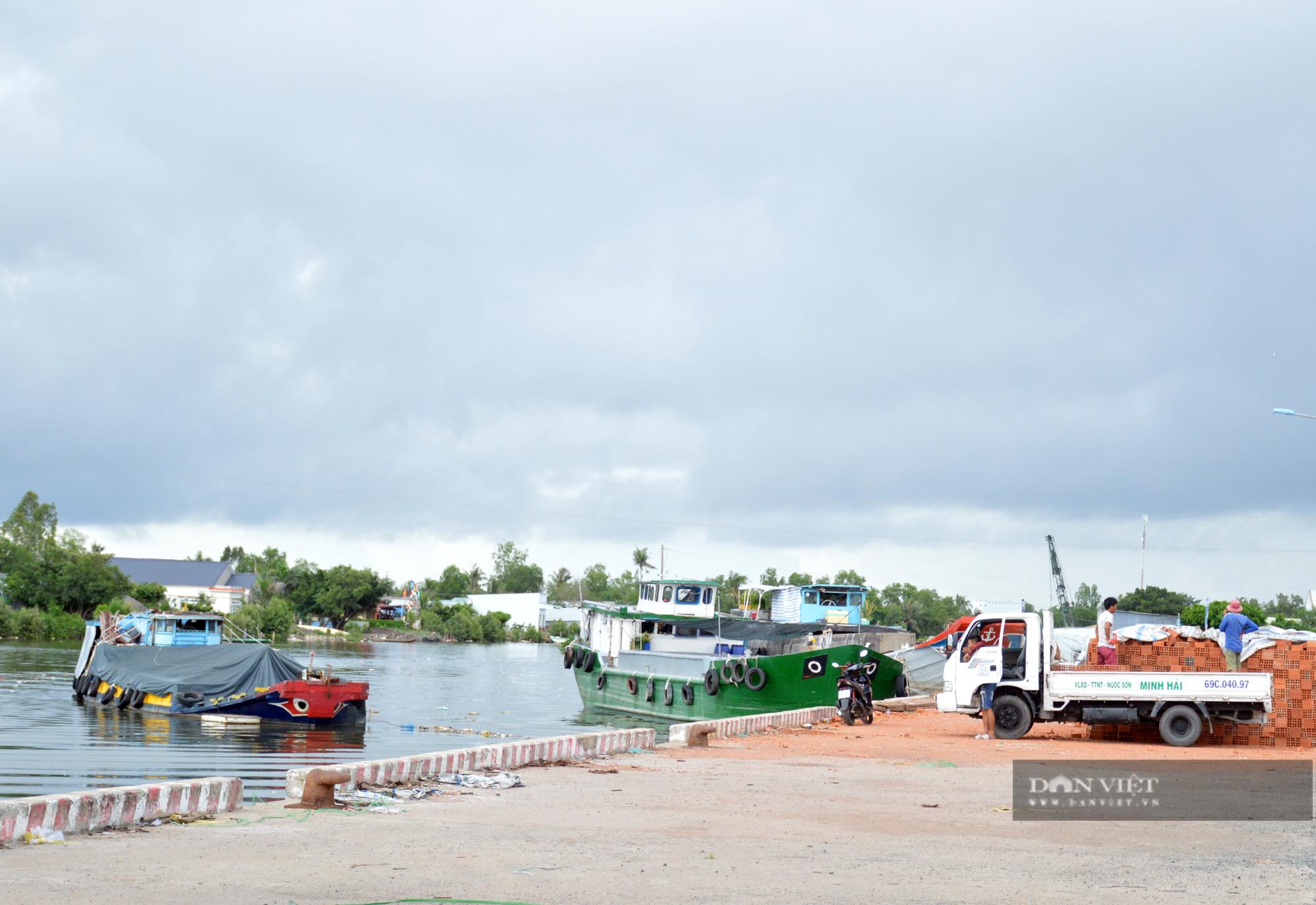 Cảng Cà Mau gần 150 tỷ đồng hoạt động cầm chừng sẽ được đấu giá - Ảnh 1.