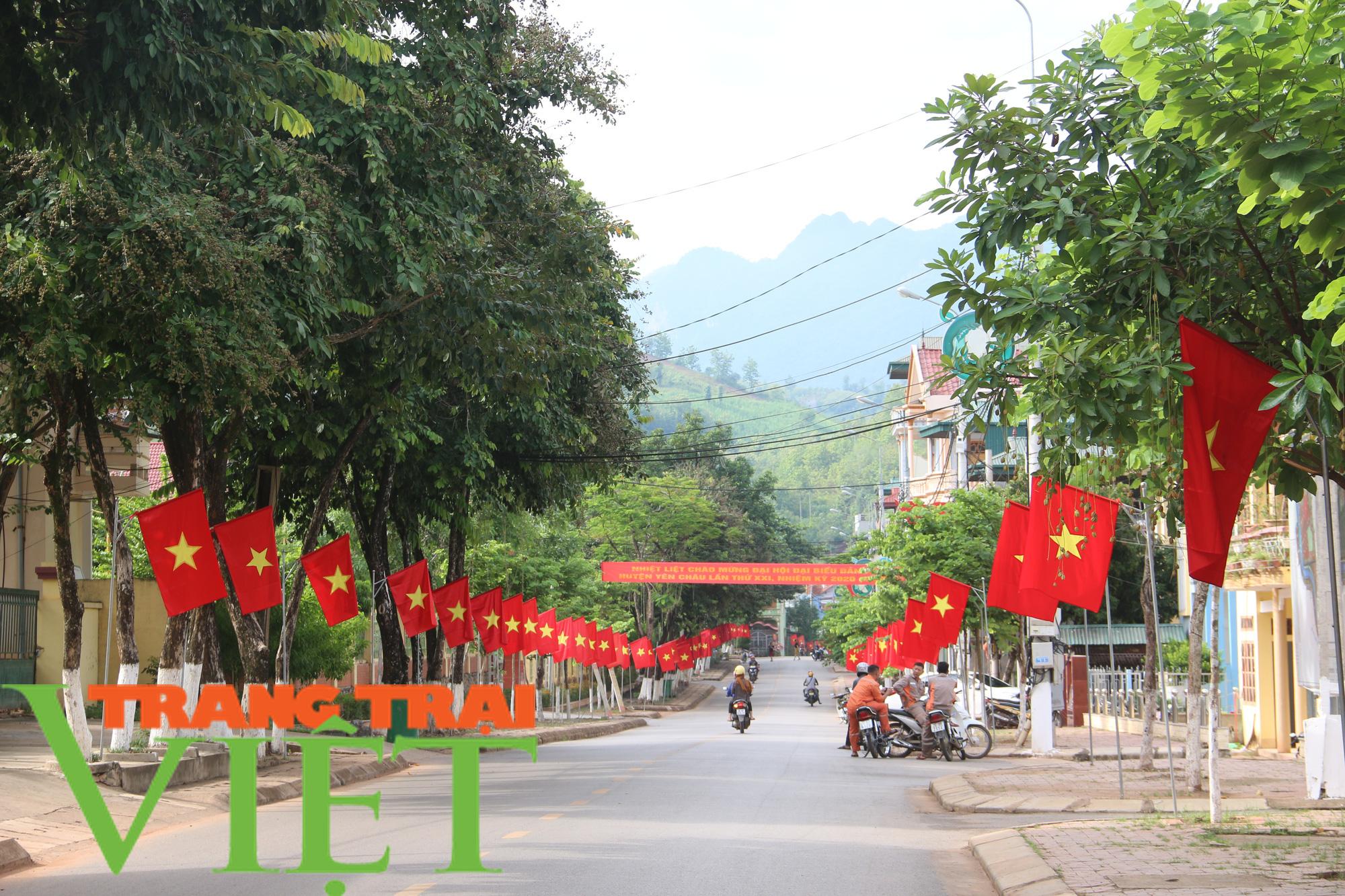 Đảng bộ huyện Yên Châu: Nhiều chỉ tiêu đạt và vượt kế hoạch - Ảnh 2.