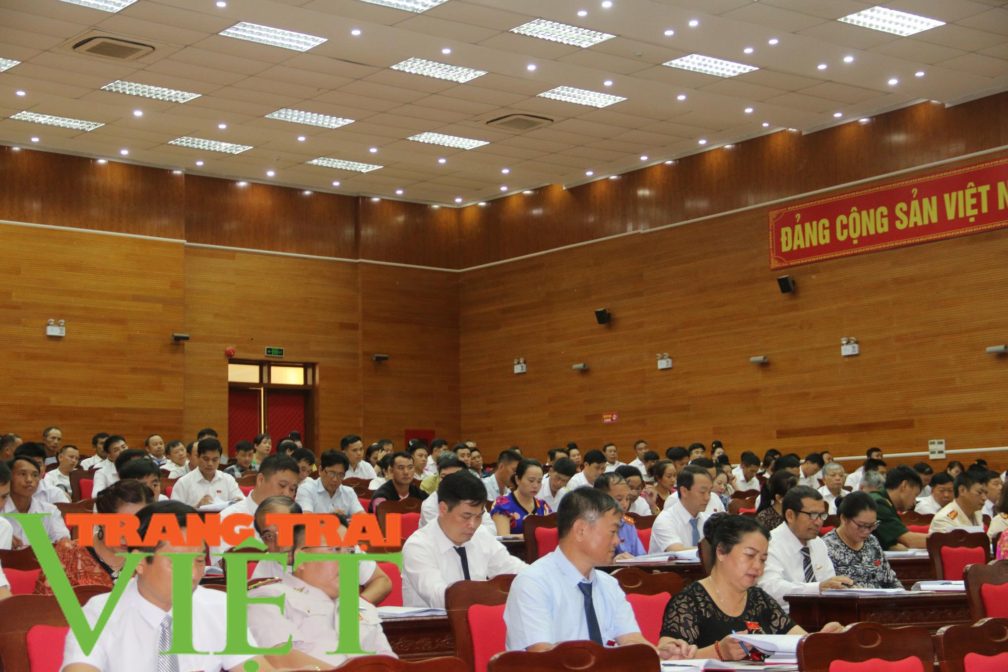 Đảng bộ huyện Yên Châu: Nhiều chỉ tiêu đạt và vượt kế hoạch - Ảnh 7.