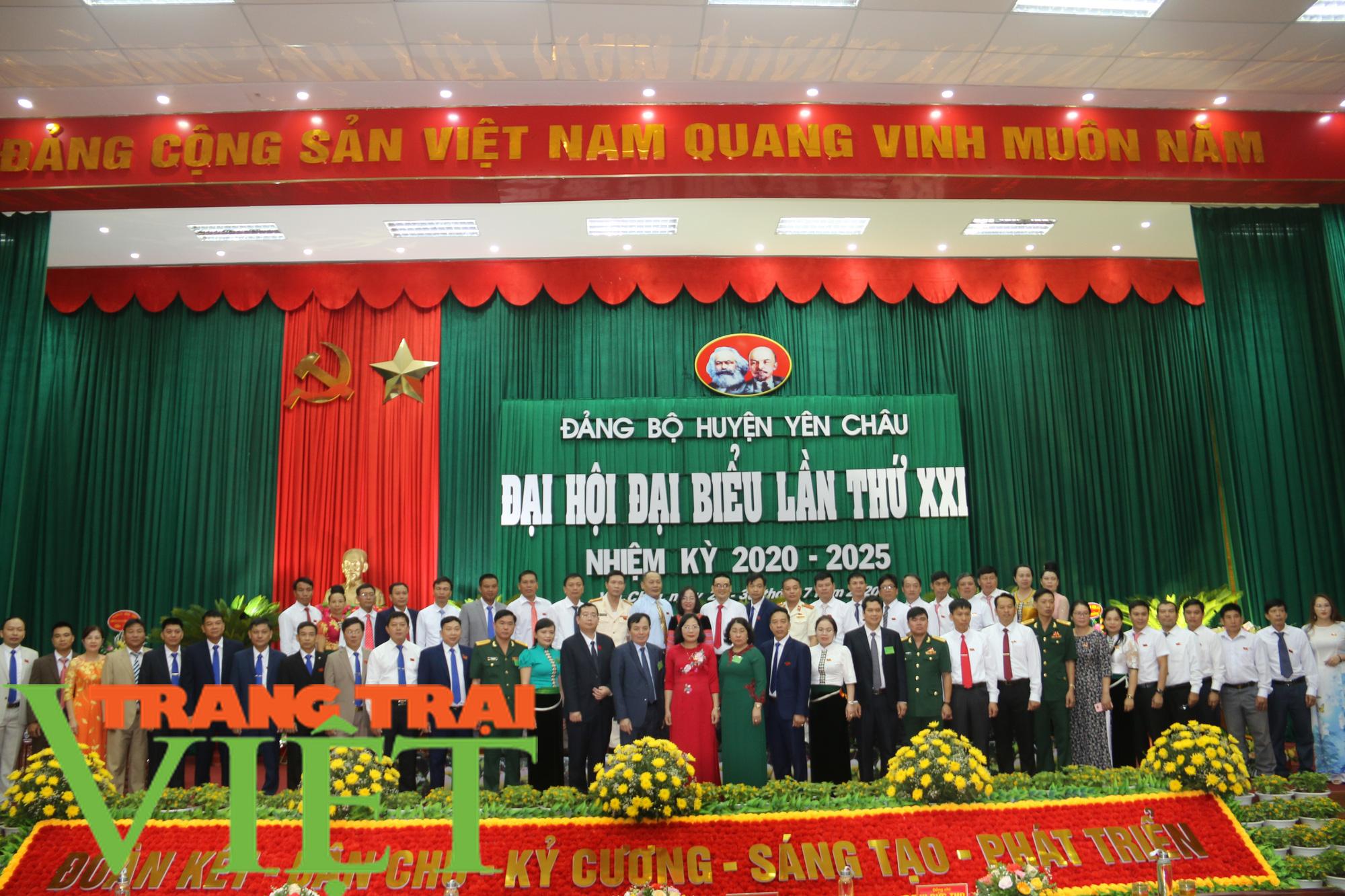 Đảng bộ huyện Yên Châu: Nhiều chỉ tiêu đạt và vượt kế hoạch - Ảnh 3.