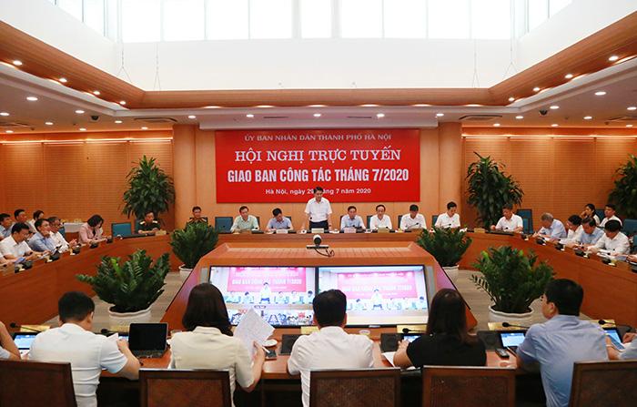 Chủ tịch Nguyễn Đức Chung xác nhận ca nghi dương tính Covid-19 tại Hà Nội - Ảnh 2.