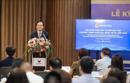 Việt Nam thành điểm đến mới của du học sinh quốc tế - Ảnh 1.