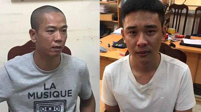 Chủ tịch Hà Nội khen thưởng đột xuất vụ truy xét, bắt giữ các đối tượng cướp ngân hàng BIDV - Ảnh 1.