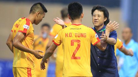 Thanh Hóa FC: Đình Tùng, Văn Thắng và sự hồi sinh của những biểu tượng - Ảnh 1.