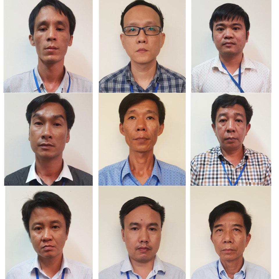 Bộ Công an khởi tố nhiều cựu giám đốc, phó giám đốc Ban điều hành dự án cao tốc Đà Nẵng- Quảng Ngãi - Ảnh 1.
