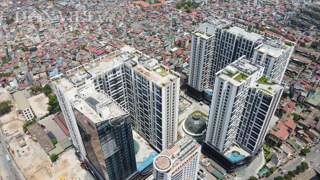'Siêu' dự án Hinode City: Liên tiếp vi phạm, lãnh đạo phường 'né' báo chí - Ảnh 1.