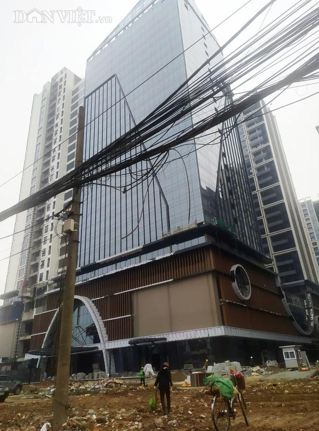 'Siêu' dự án Hinode City: Liên tiếp vi phạm, lãnh đạo phường 'né' báo chí - Ảnh 4.