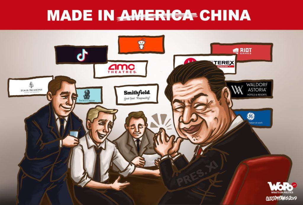 Vị thế tiên phong công nghệ của Mỹ bị xói mòn bởi chính... doanh nghiệp Mỹ làm ăn tại Trung Quốc - Ảnh 1.