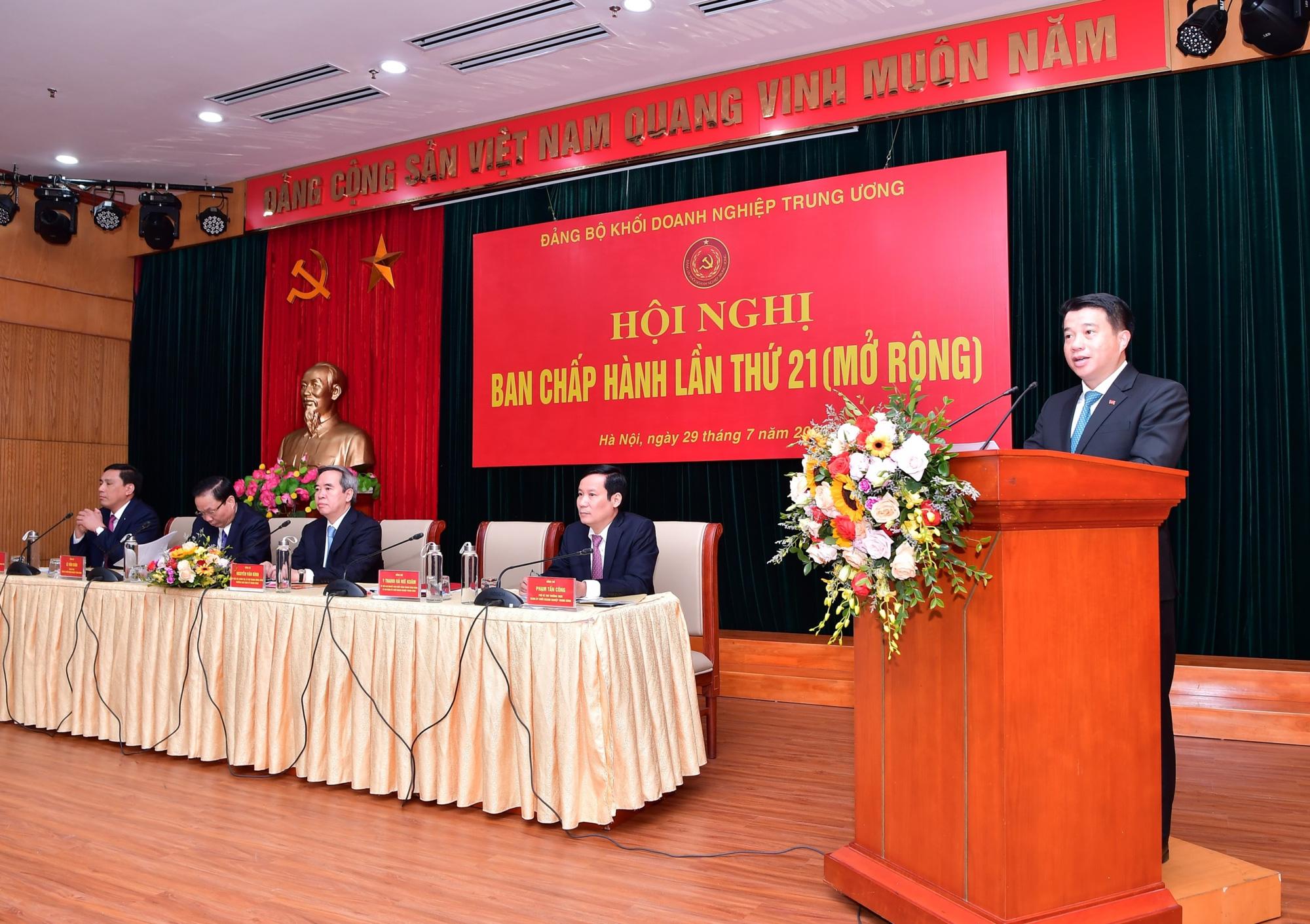 Chủ tịch HĐQT Vietcombank giữ chức Ủy viên Ban Thường vụ Đảng ủy Khối Doanh nghiệp Trung ương - Ảnh 3.