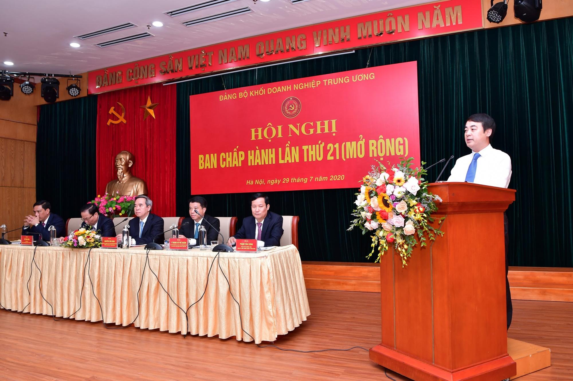 Chủ tịch HĐQT Vietcombank giữ chức Ủy viên Ban Thường vụ Đảng ủy Khối Doanh nghiệp Trung ương - Ảnh 4.