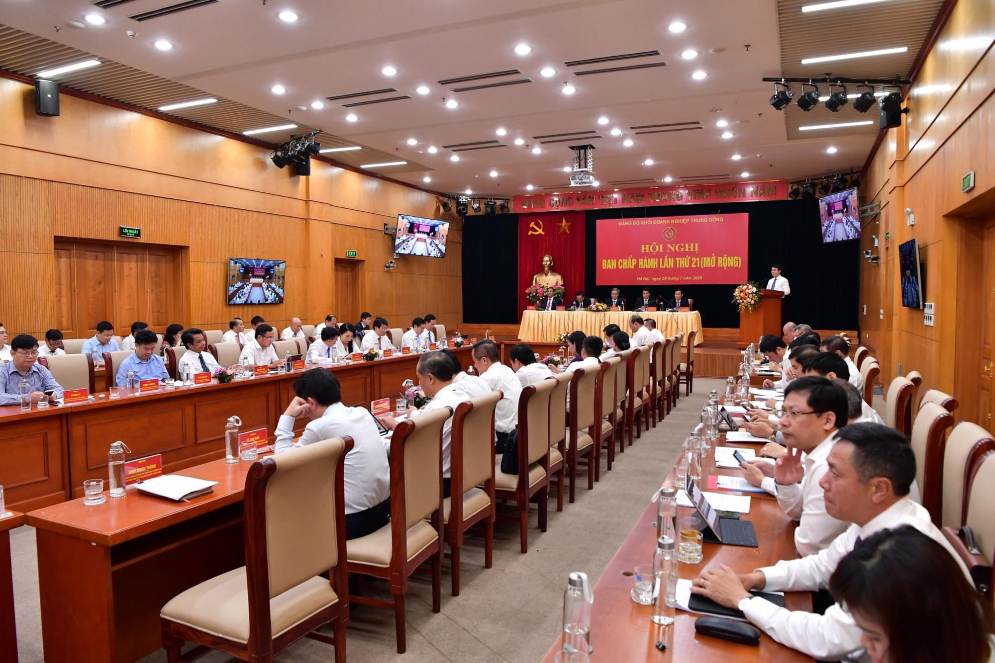 Chủ tịch HĐQT Vietcombank giữ chức Ủy viên Ban Thường vụ Đảng ủy Khối Doanh nghiệp Trung ương - Ảnh 5.