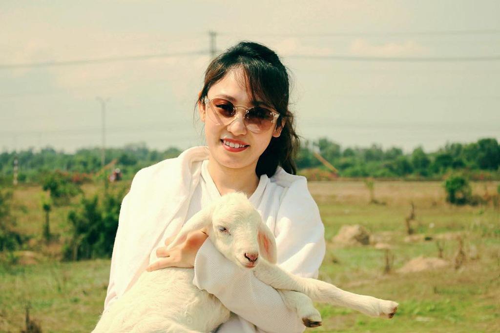 Lạc vào miền quê châu Âu tại 4 đồng cừu Việt Nam - Ảnh 6.