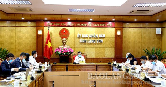 Lạng Sơn: Thu hút DN Hàn Quốc đầu tư Khu tổ hợp dịch vụ logistic trên 75 ha - Ảnh 1.