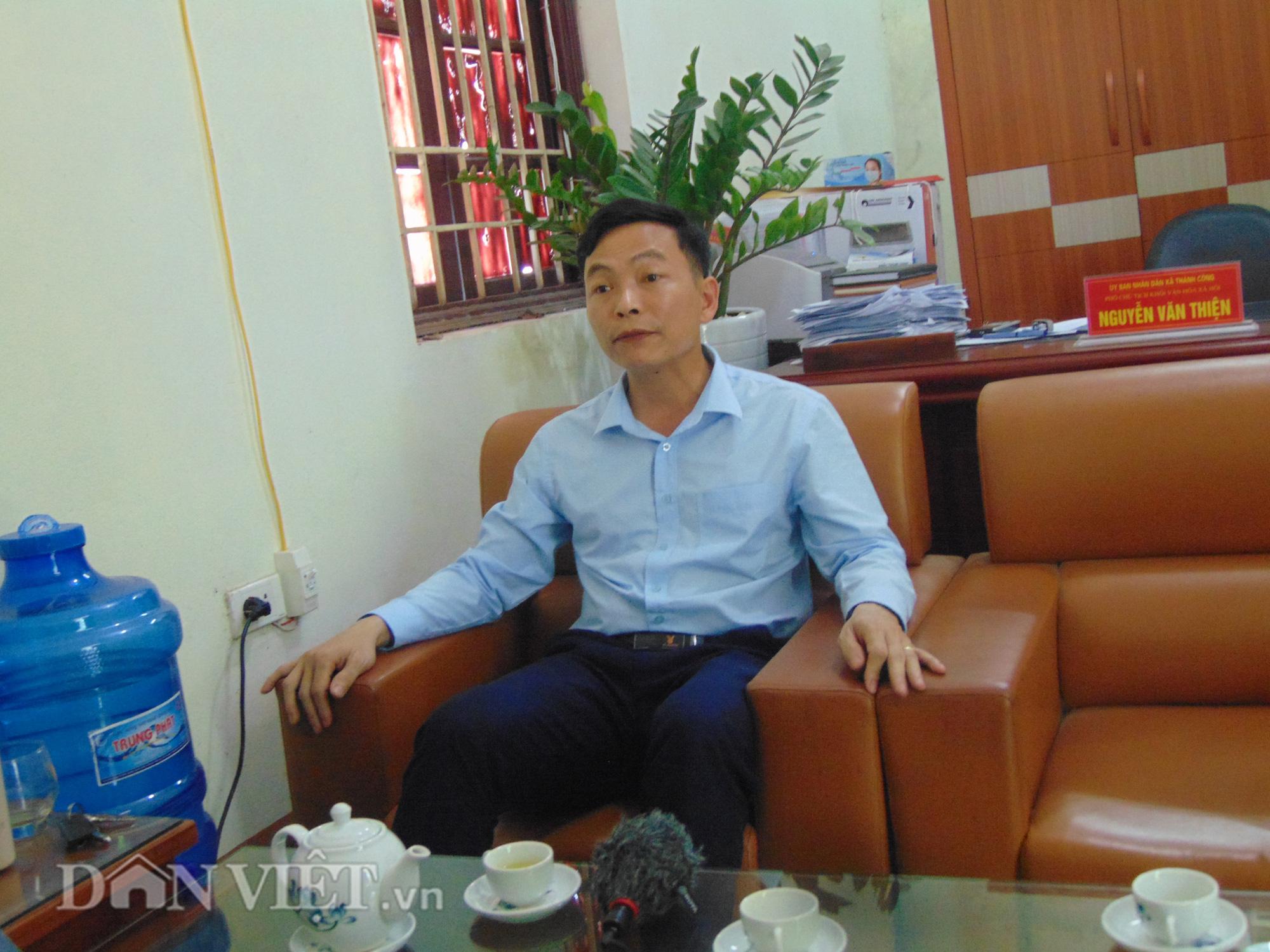 Thái Nguyên: Vụ thu phí trái quy định tại chợ Long Thành, bao giờ có kết luận chính thức? - Ảnh 3.