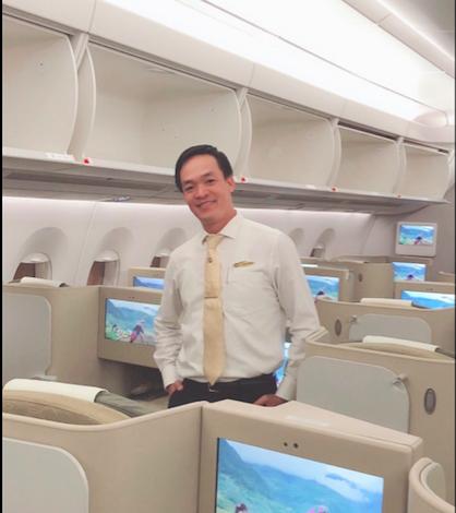 Vietnam Airlines chở 219 công dân Việt Nam t - Ảnh 2.