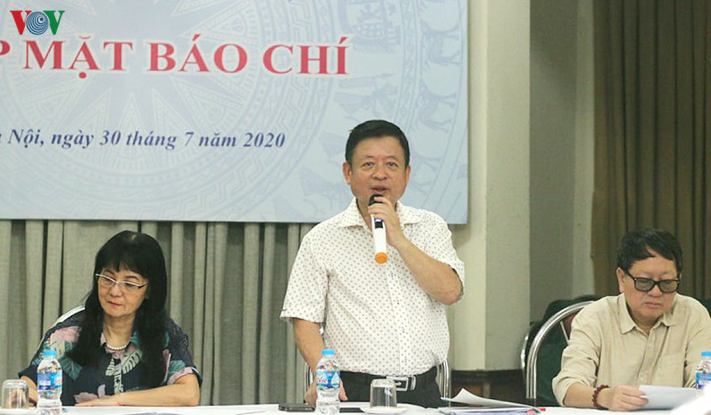 Hội Nhạc sĩ Việt Nam sẽ tổ chức Đại hội đại biểu toàn quốc nhiệm kỳ X  - Ảnh 1.