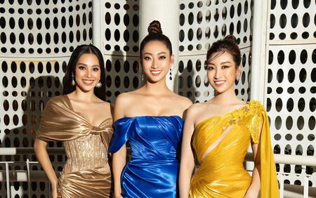"""4 mỹ nhân """"quen mặt"""" khiến dàn nữ sinh 2k Hoa hậu Việt Nam 2020 phải """"dè chừng"""" là ai? - Ảnh 6."""