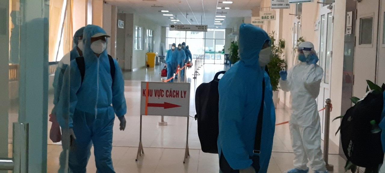 Tình hình sức khỏe 120 lao động mắc Covid-19 trở về từ Guinea Xích Đạo  - Ảnh 1.