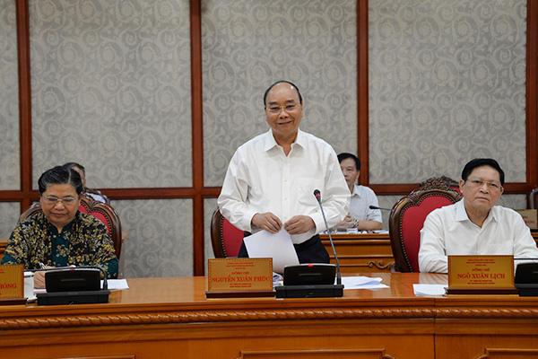 Bộ Chính trị làm việc theo nhóm với các đảng bộ trực thuộc T.Ư về dự thảo văn kiện và phương án nhân sự - Ảnh 1.