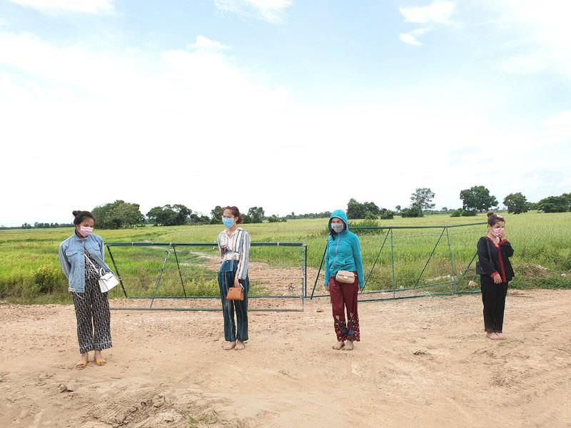 Kiên Giang: Cách ly bắt buộc 4 phụ nữ nhập cảnh trái phép vào Việt Nam - Ảnh 1.