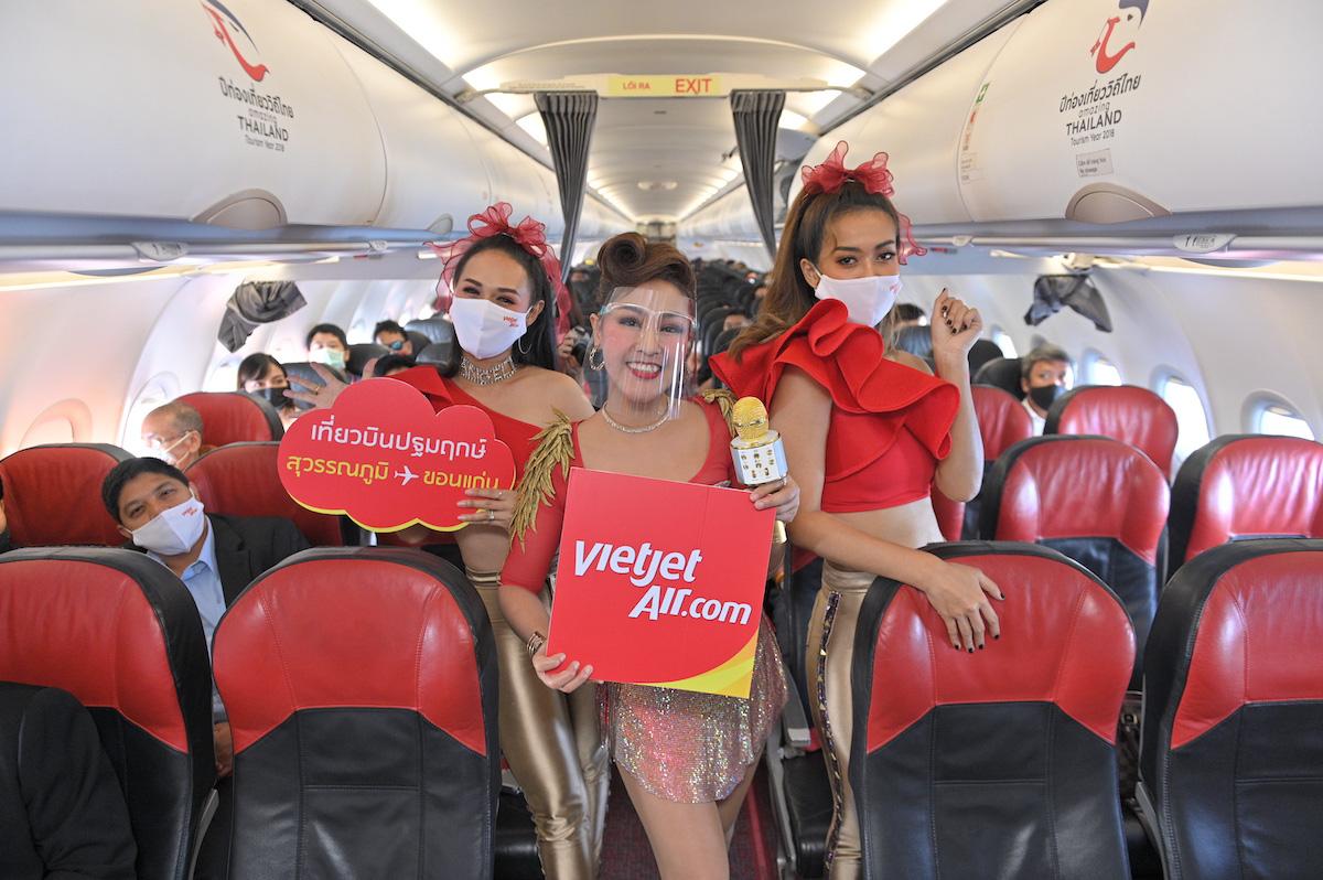 Vietjet Thái Lan khai trương đường bay Bangkok – Khon Kaen - Ảnh 6.