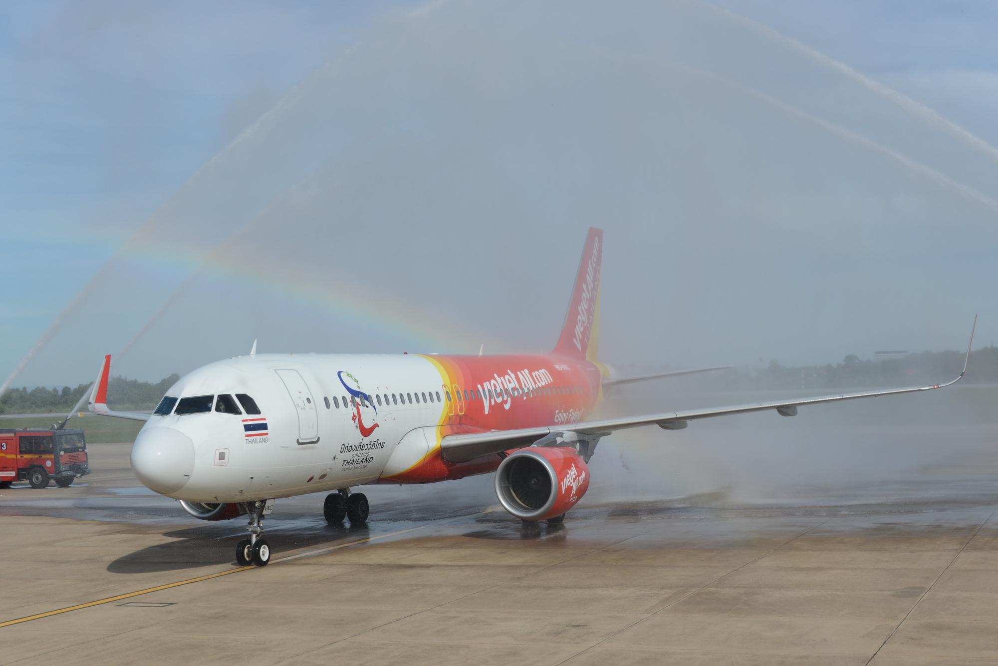 Vietjet Thái Lan khai trương đường bay Bangkok – Khon Kaen - Ảnh 3.