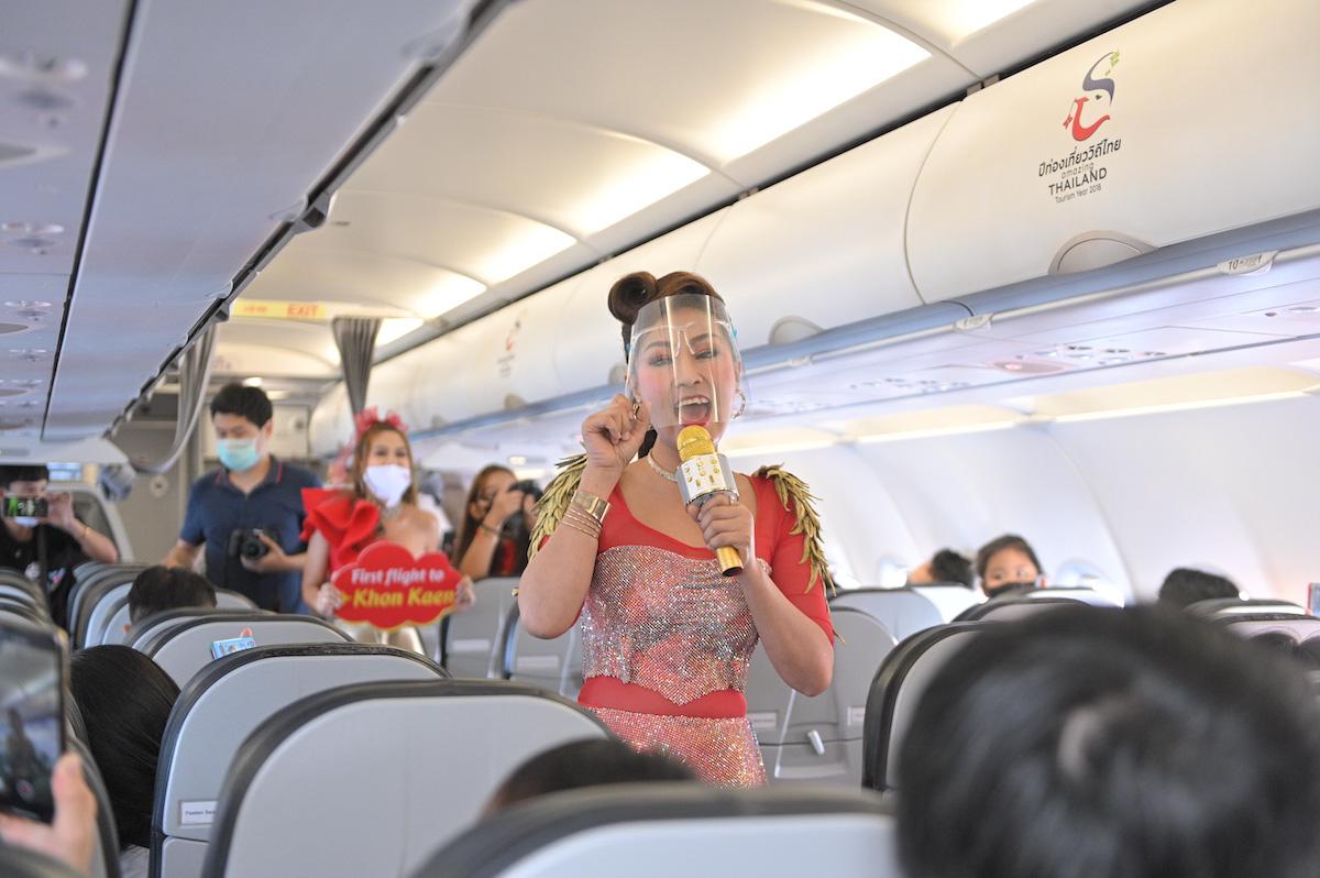 Vietjet Thái Lan khai trương đường bay Bangkok – Khon Kaen - Ảnh 5.