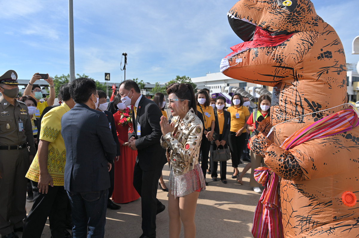 Vietjet Thái Lan khai trương đường bay Bangkok – Khon Kaen - Ảnh 1.