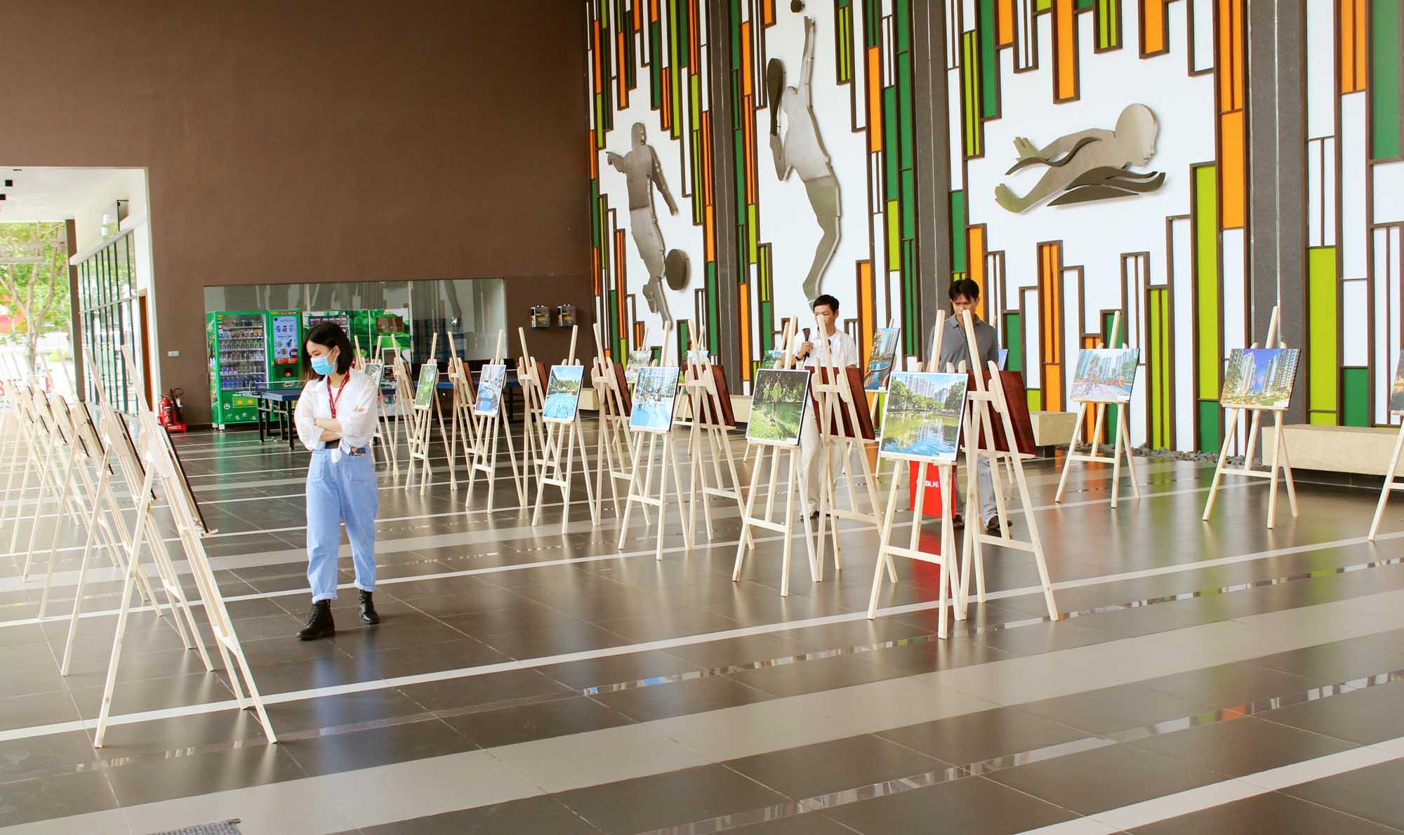21 bức ảnh xuất sắc được trao giải nhiếp ảnh kiến trúc, đời sống đô thị - Ảnh 8.