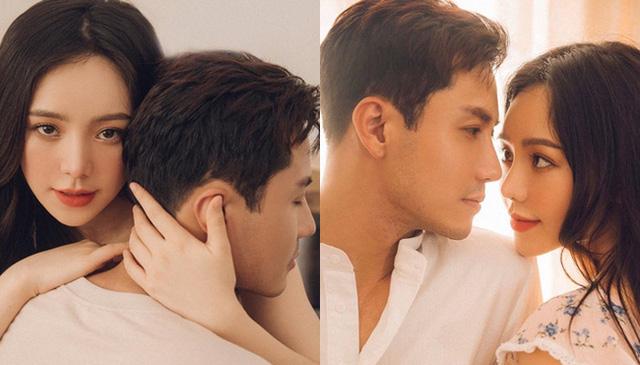 """Clip hậu trường Quỳnh Kool """"toát mồ hôi"""" vẫn hôn Thanh Sơn đắm đuối không rời - Ảnh 6."""