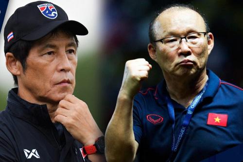 """Tin sáng (4/7): Báo Thái Lan """"lạc quan tếu"""" về HLV Nishino khi đối đầu thầy Park - Ảnh 1."""