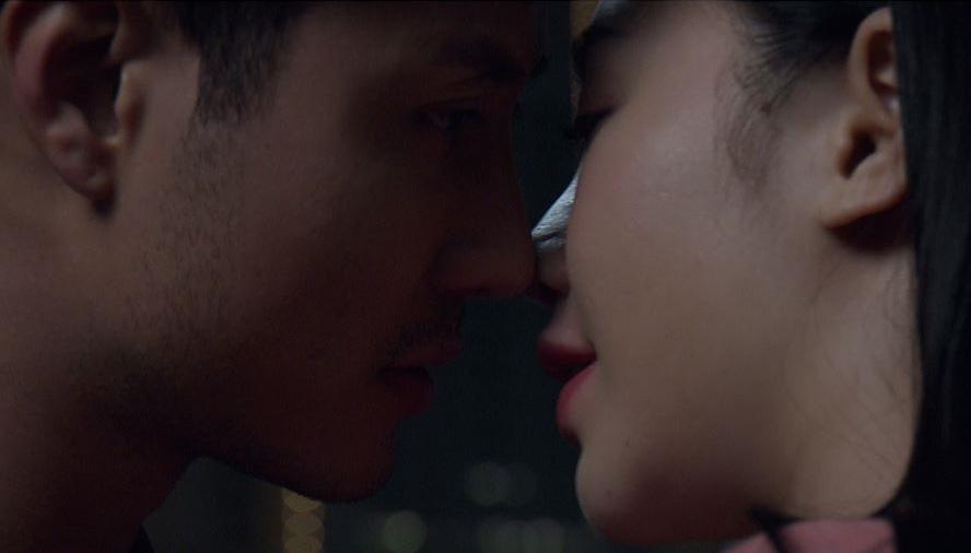 """""""Đừng bắt em phải quên"""": Lộ cảnh hôn của Duy và Ngọc, Quỳnh Kool tiết lộ """"ngại toát mồ hôi"""" - Ảnh 3."""