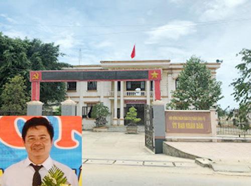 """Quảng Ngãi: UBND thị trấn trả lời """"nữa vời"""" vụ khiếu kiện lấn chiếm, xây dựng đất công?  - Ảnh 1."""