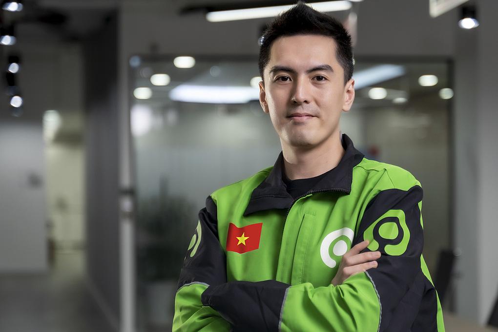 Chân dung tân CEO Gojek Việt Nam Phùng Tuấn Đức - Ảnh 1.