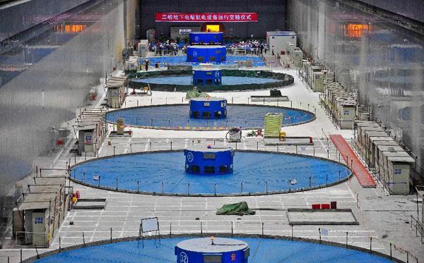 Bên trong đập Tam Hiệp khổng lồ của Trung Quốc khiến thế giới choáng ngợp - Ảnh 8.