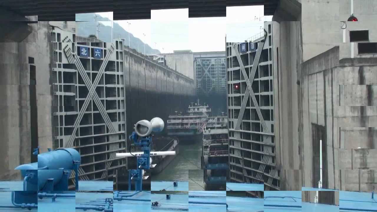 Bên trong đập Tam Hiệp khổng lồ của Trung Quốc khiến thế giới choáng ngợp - Ảnh 10.